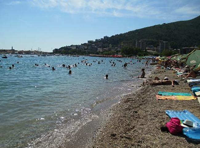 Славянский пляж (Slovenska Beach)