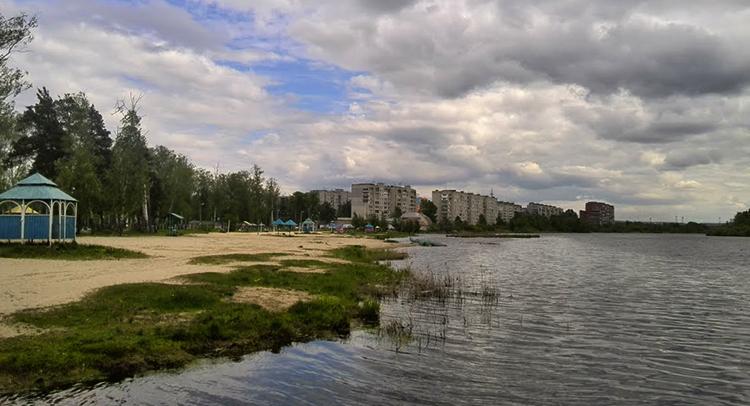 Озеро Березовая роща