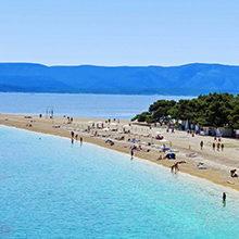 Сплит (Хорватия) — пляжи города
