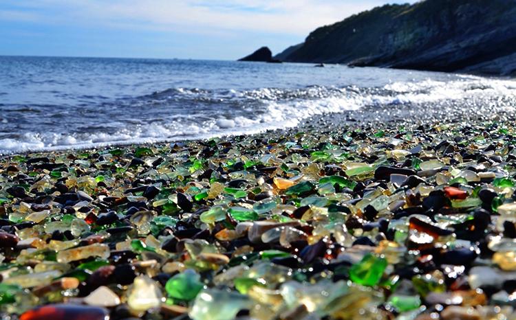 Пляж Стеклянный