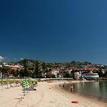 Лучшие пляжи Сан-Ремо