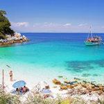 Лучшие пляжи и места побережья Тасоса