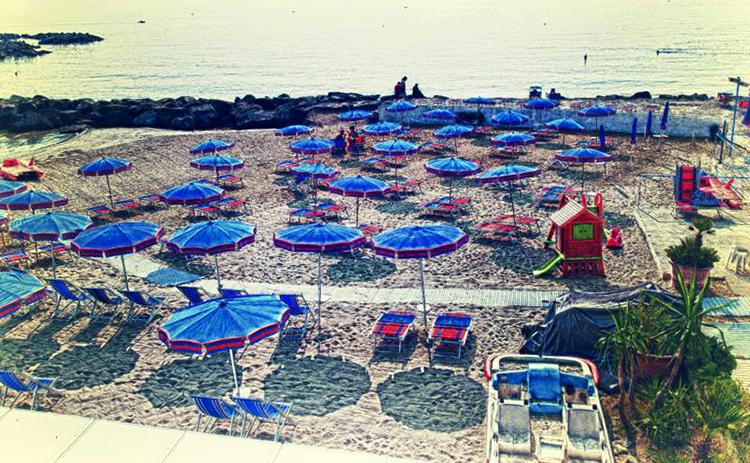 White Sahara Beach