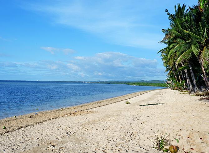 Алогуинсан (Aloguinsan Beach)