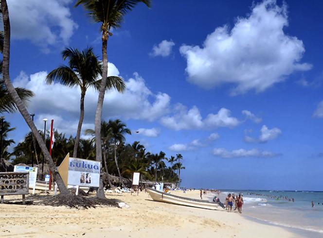 Побережье для отдыха «Арена-Горда» (Playa de Arena Gorda)