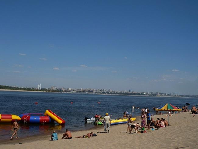 Пляж Бакалда