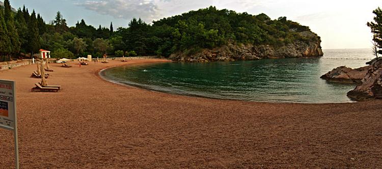 Пляжное побережье «Блатна пляжа» (Blatna Plaža)