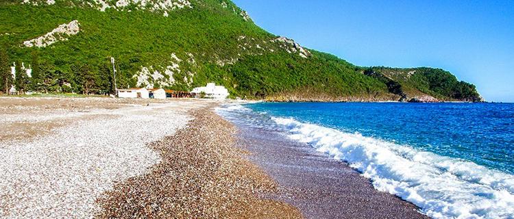Жемчужный курортный берег Чань (Plaža Čanj)