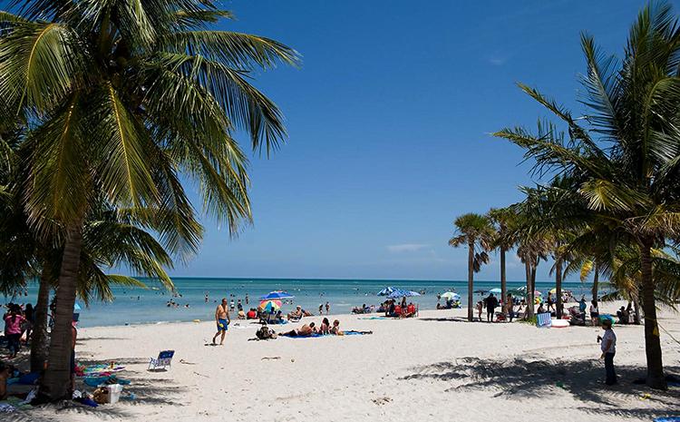 Crandon Park Beach (Крэндон Парк)