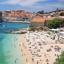 Популярные пляжи Хорватии: список и описание мест