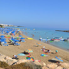 Лучшие пляжи Кипра — описание и фото популярных мест