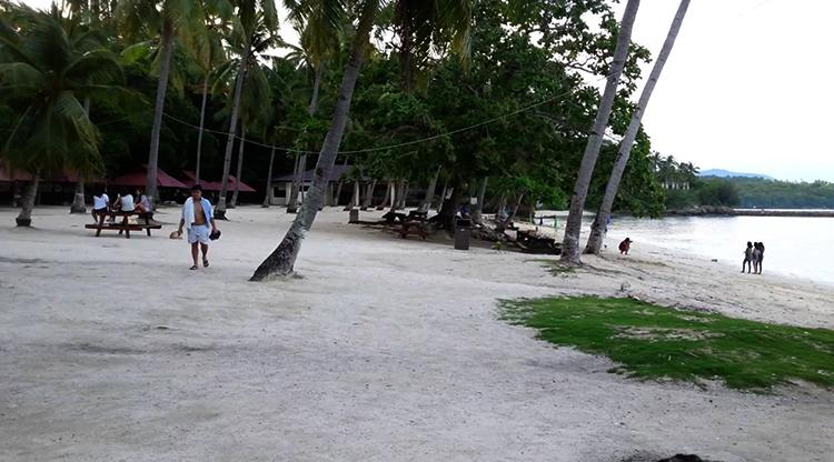 Далагет (Dalaguete Beach)