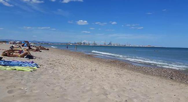 Плайя де Лабре (Playa de L'Arbre del Gos)