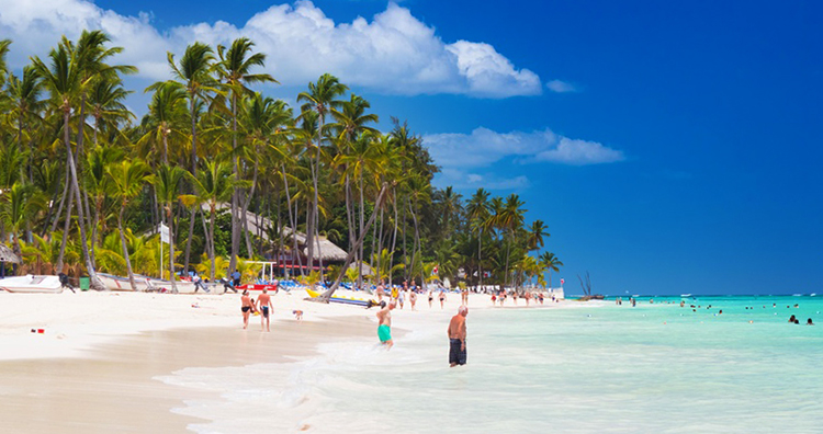 Пляжи берега «Кабеса-де-Торо» (La Playa La Cabeza de Toro)