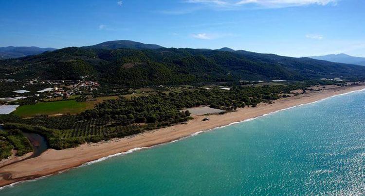 Курортное побережье Элеа (Elea)