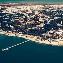 Пляжи Евпатории: обзор и описание мест для отдыха