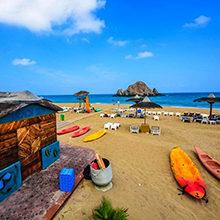 Пляжи эмирата Фуджейра: обзор и описание лучших мест