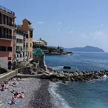 Пляжи Генуи: обзор и описание
