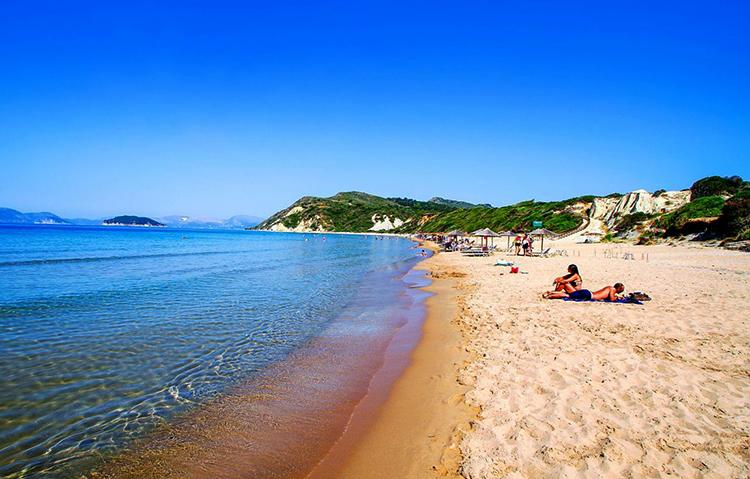 Пляж Геракас (Gerakas)