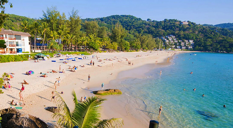 Ката-Ной (Kata Noi Beach)