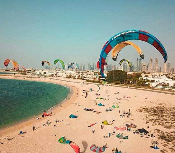 Кайт Бич (Kite Beach)