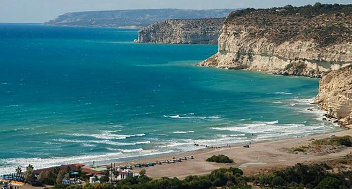 Курион (Kourion Beach)