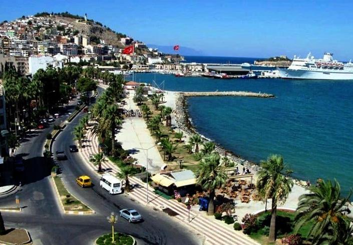 Городской (City beach)