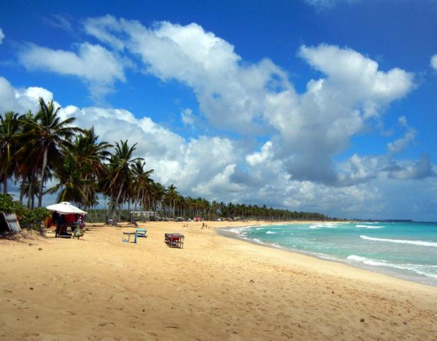 Курортное побережье «Макао» (Playa Macao)