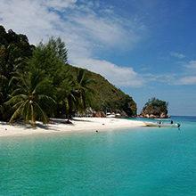 10 лучших пляжей Малайзии