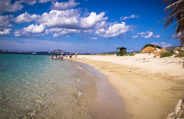 Марафониси (Marathonisi Beach)