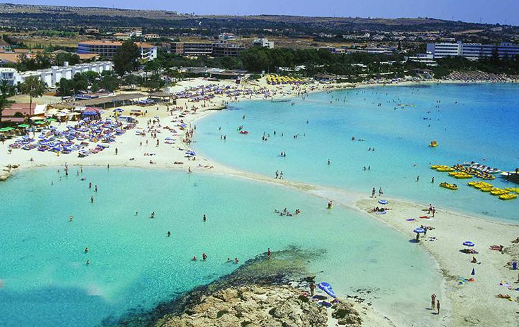 Нисси (Nissi Beach)