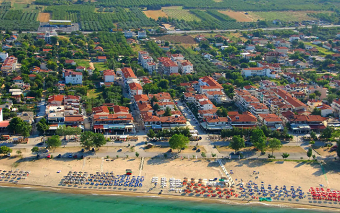 Офринио (Ofrinio Beach)