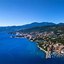 Опатия (Хорватия) — пляжи и лучшие места побережья