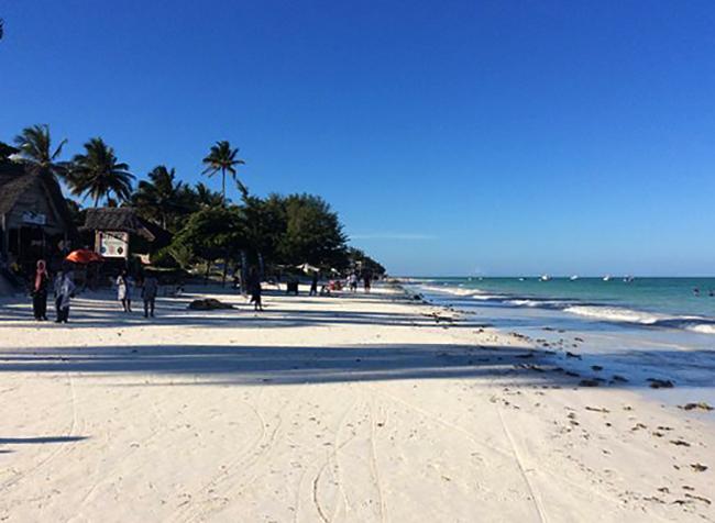Падже (Paje Beach)