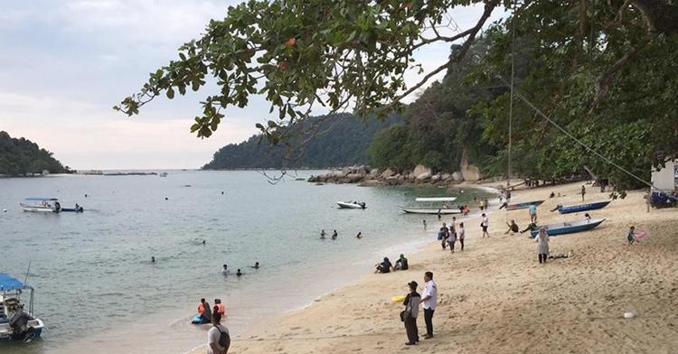 Пантай-Путери-Деви (Pantai Puteri Dewi)