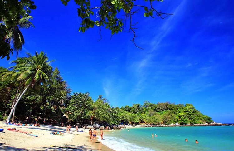 Парадайз-Бич (Paradise beach)