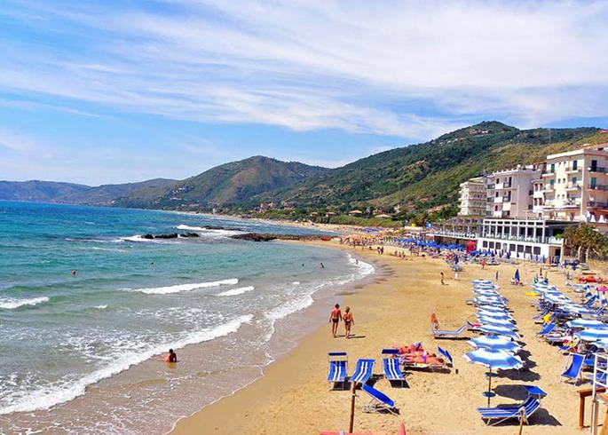 Поллика (Spiaggia di Pollica)