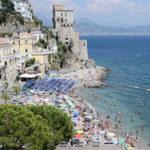 Пляжи Салерно — места где можно отдохнуть у моря
