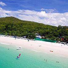 Пляжи острова Самет: фото и описание