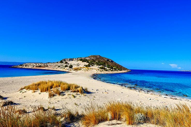 Курортный берег «Симос» (Simos)
