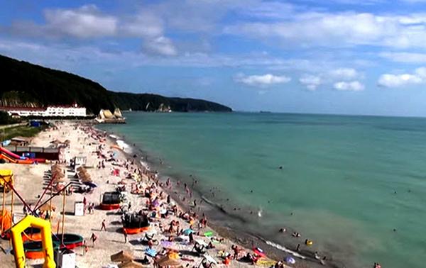 Дачный (Солнечный) пляж