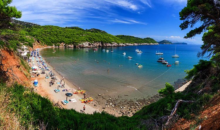 Сандж Бэй (Sunj Bay)