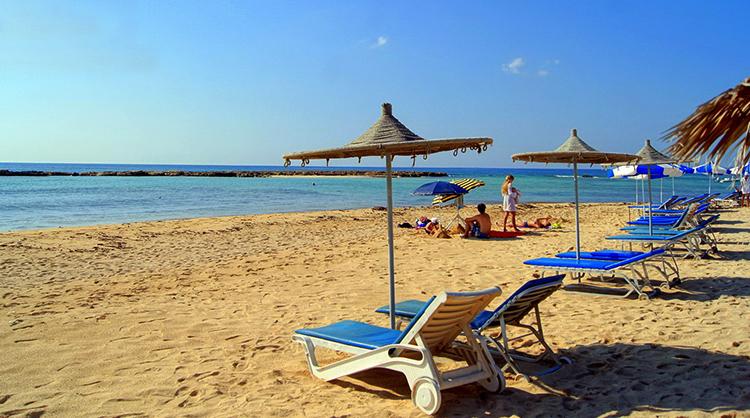 Айя-Текла (Ayia Thekla Beach)