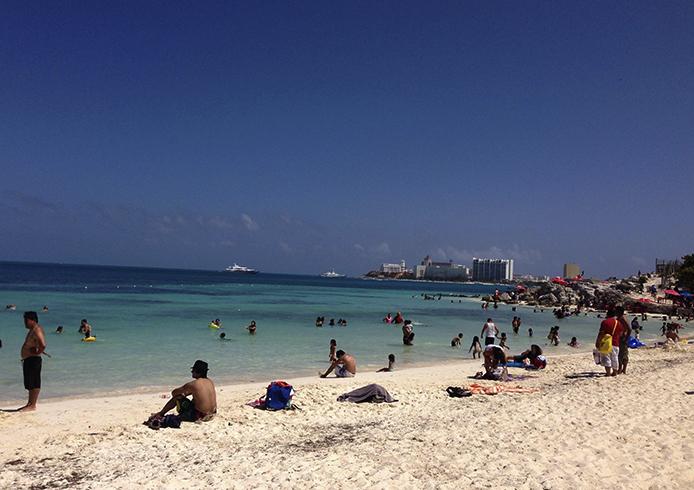 Тортугас (Playa Tortugas)