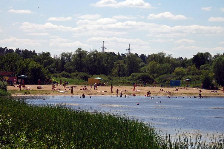 Пляж Тракторного завода