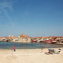 Популярные пляжи Умага: фото и описание