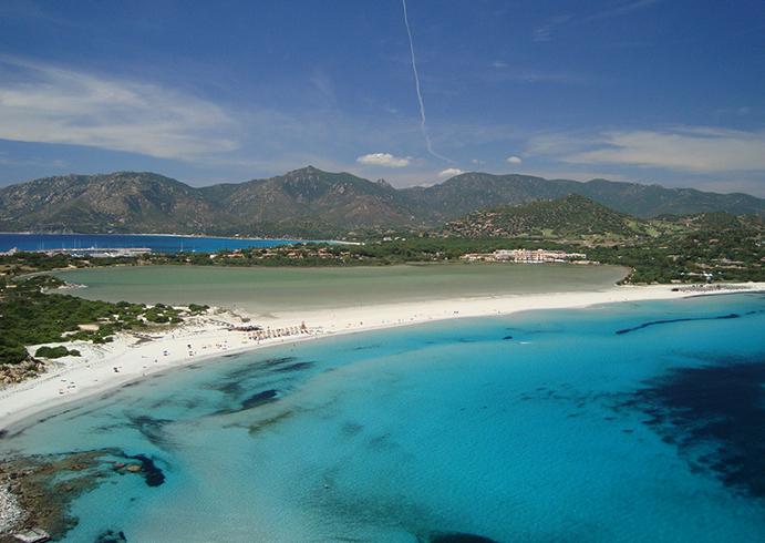 Villasimius, Сардиния