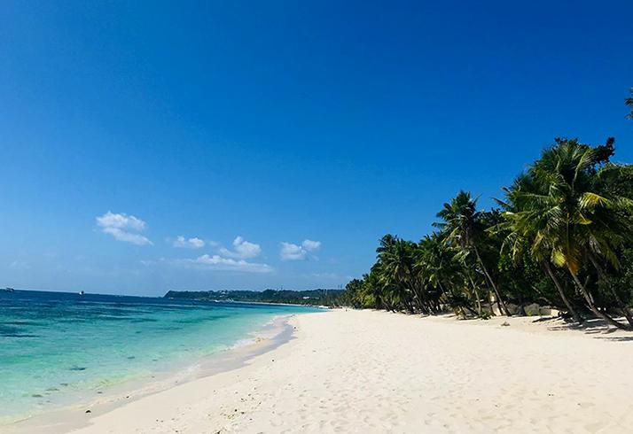 Белый пляж (White Beach)