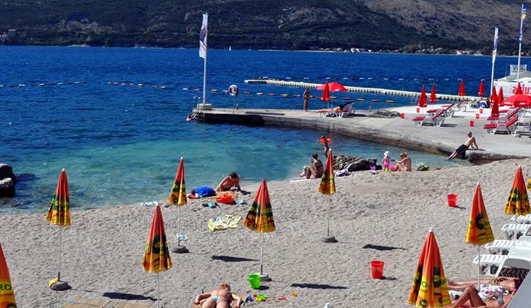 Пляжное побережье «Яхт-Клуб 32» (Yachting Club Plaza)