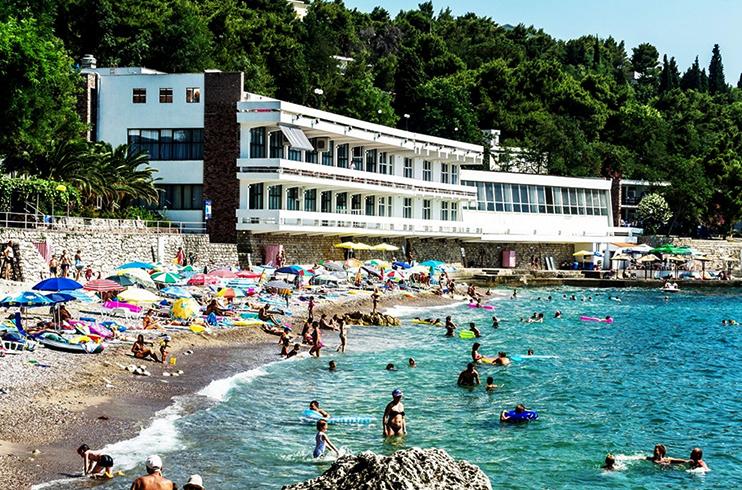 Золотой пляж (Plaža Zlatna Obala)
